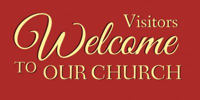 Welcome-to-our-church