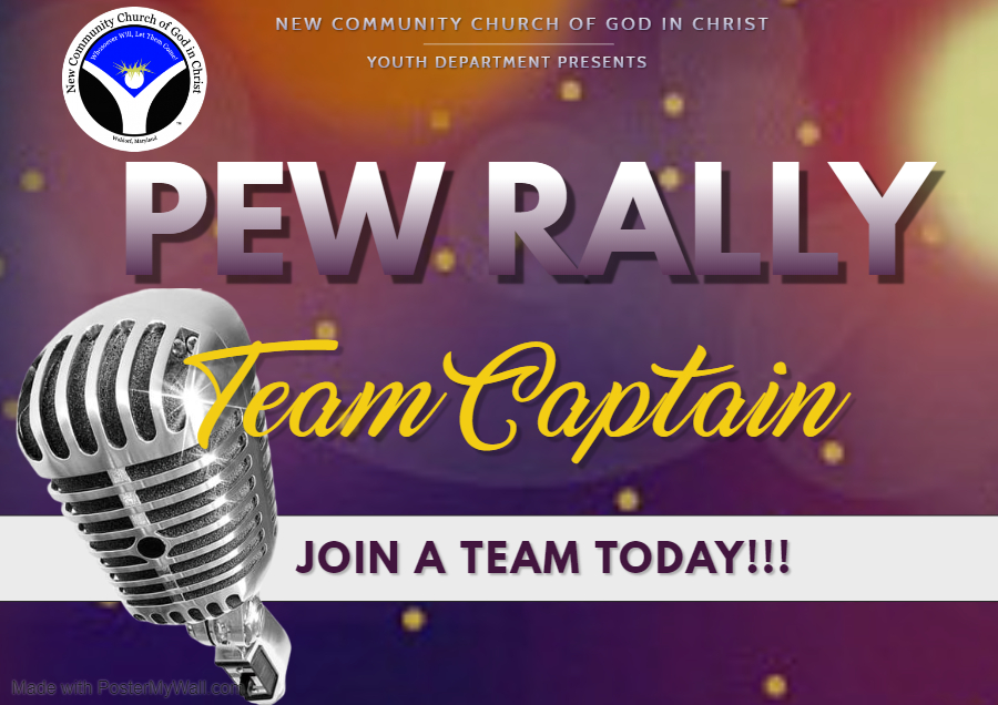 Pew Rally Captain - Made with PosterMyWall (1)