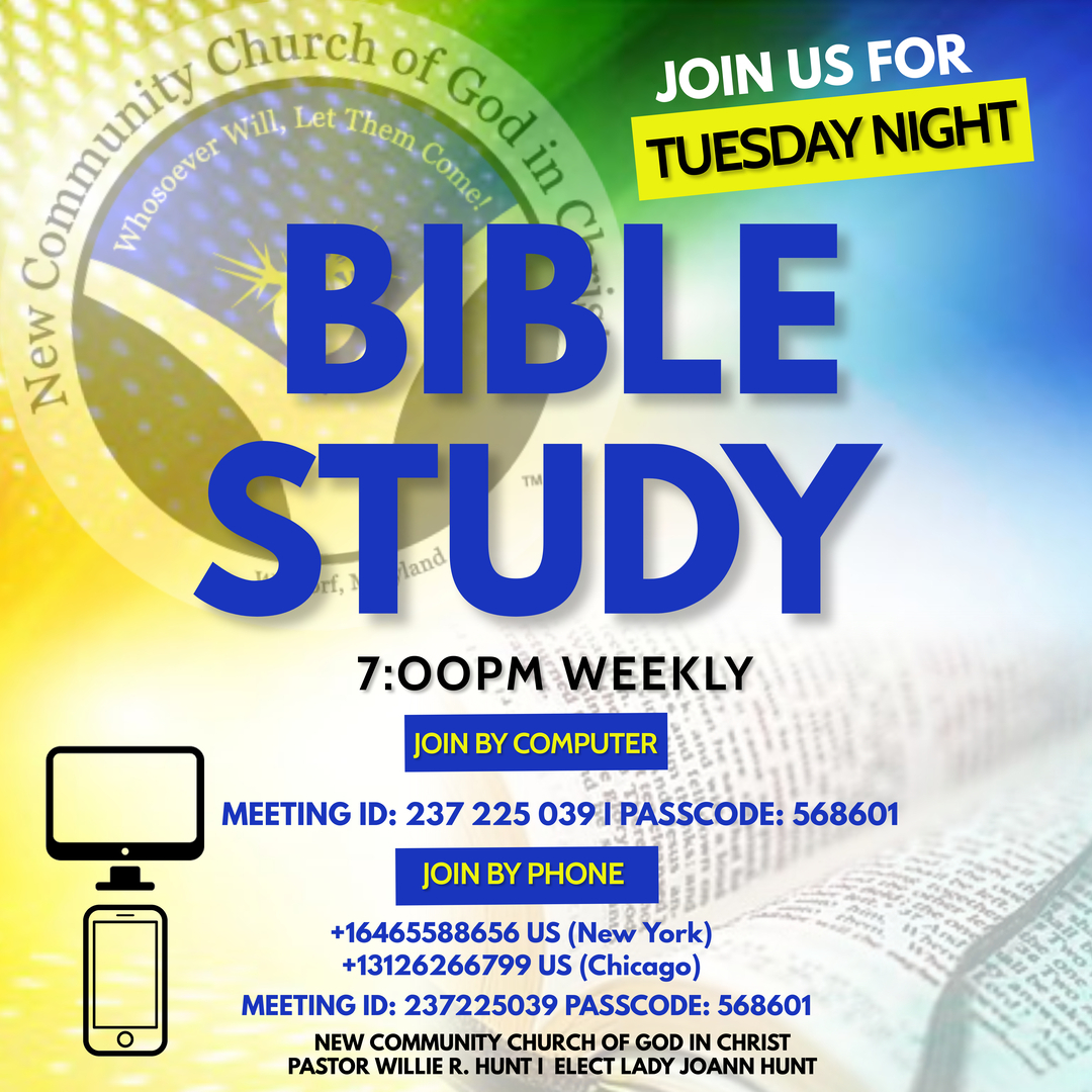 Copy of Copy of Bible StudyW PASSCODE