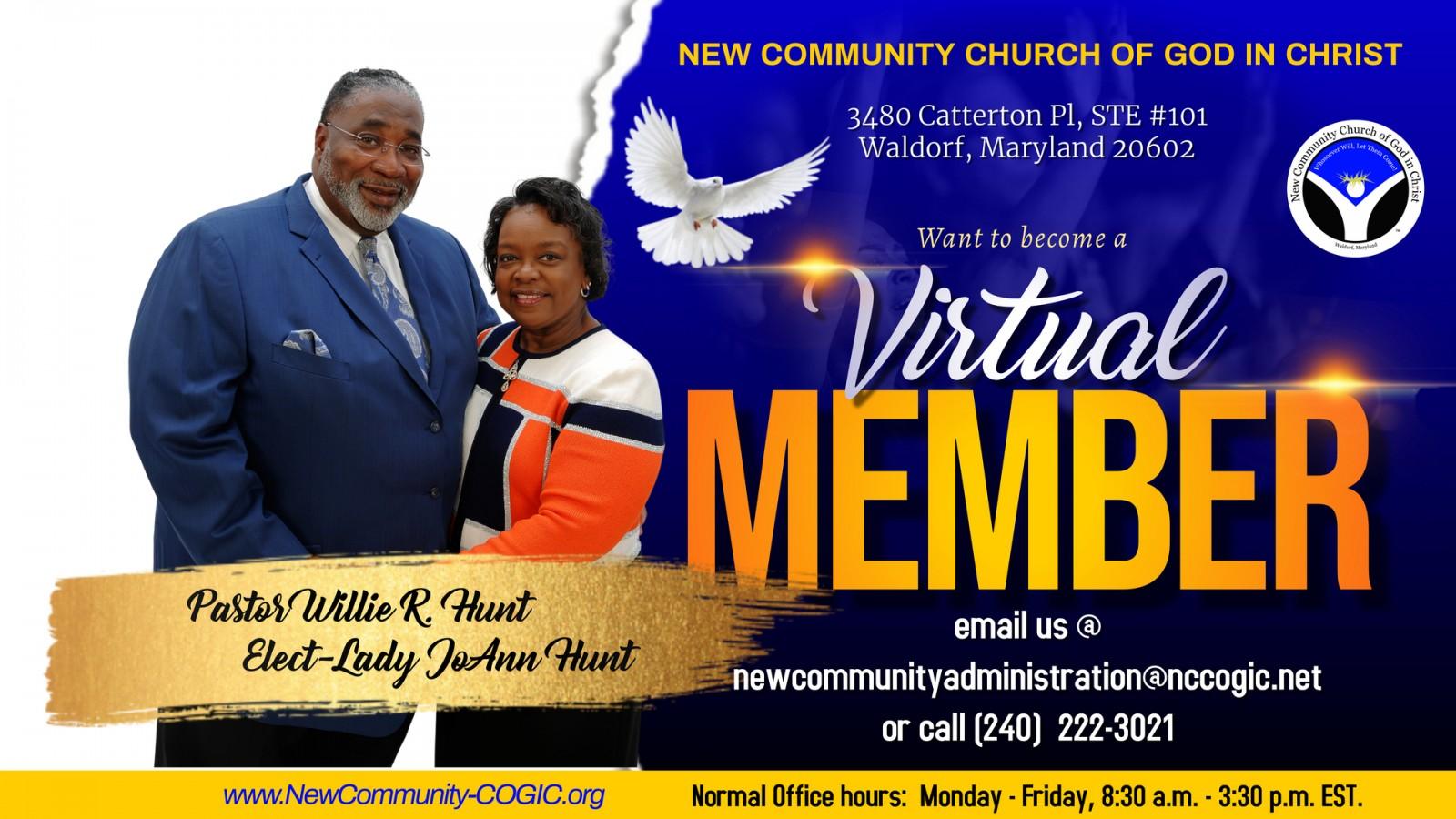 Virtual Member Invite
