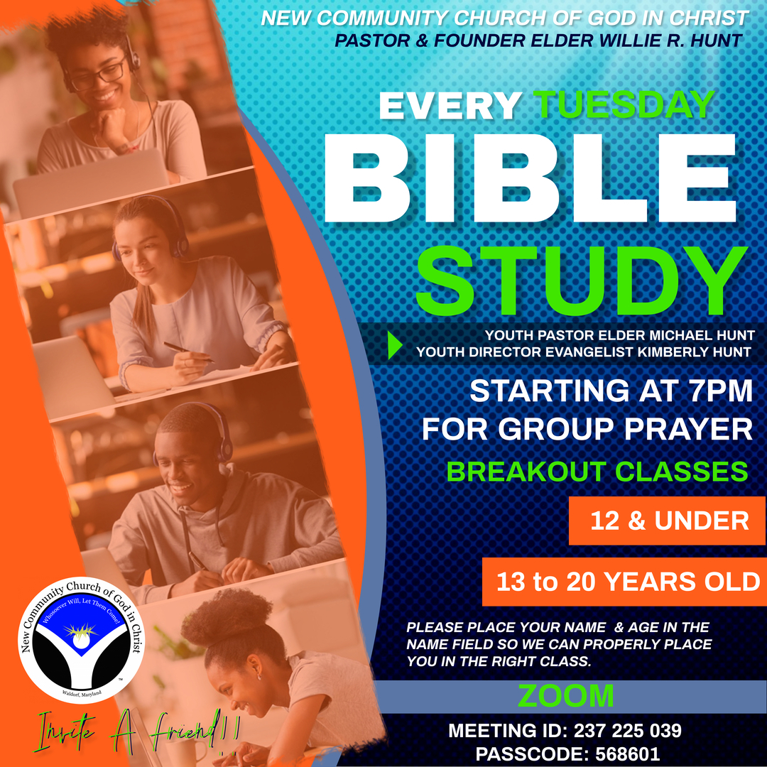 YOUTH BIBLE STUDY (1)